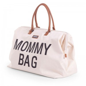 TORBA MOMMY BAG KREMOWA